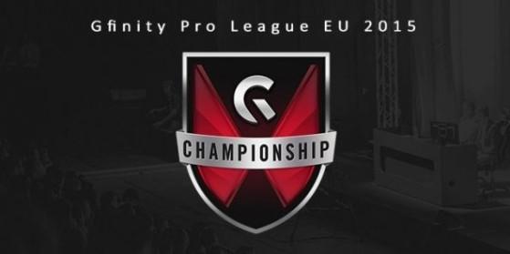Gfinity Pro League EU CoD 2015 S2