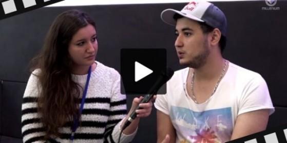Interview Gotaga au bootcamp eSport Arena