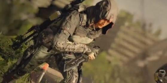 Black Ops 3 : Outrider, Spécialiste 2