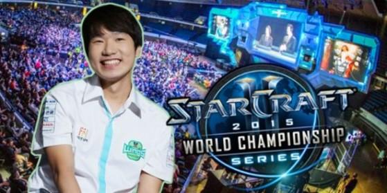 WCS SC2 Global Finals 2015 : sOs