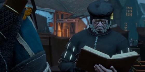 Witcher 3 : Geralt affronte le Fisc
