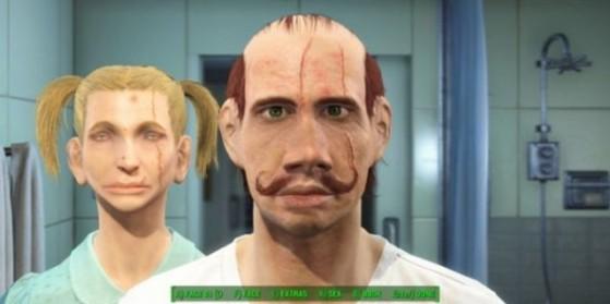 Fallout 4 : Les visages de l'horreur