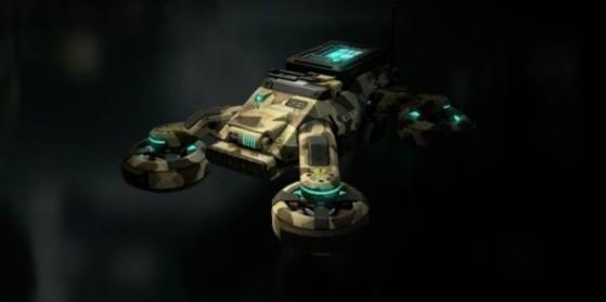 Black Ops 3 : HC-XD