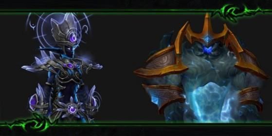Legion : Nouveaux modèles