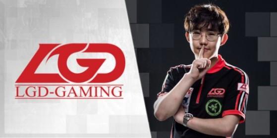 LGD Gaming réussit à conserver imp