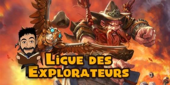 Histoire de la Ligue des Explorateurs