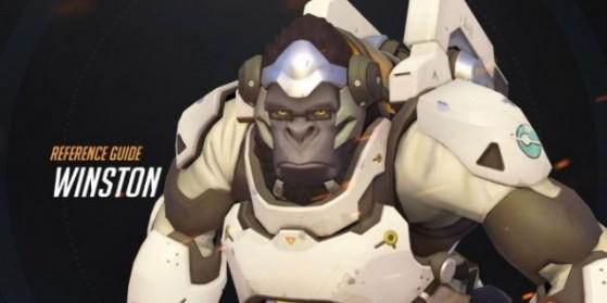 Overwatch : Cosplay de Winston