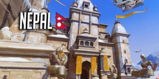 Overwatch Carte : Népal