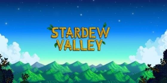 Test de Stardew Valley
