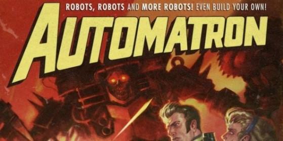 Fallout 4 Automatron : date et trailer