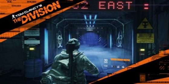 The Division : Route de farm Dark Zone