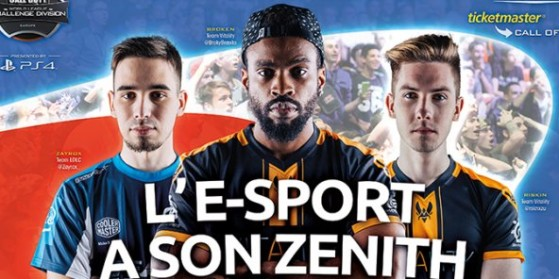 ESWC, l'esport a son Zénith