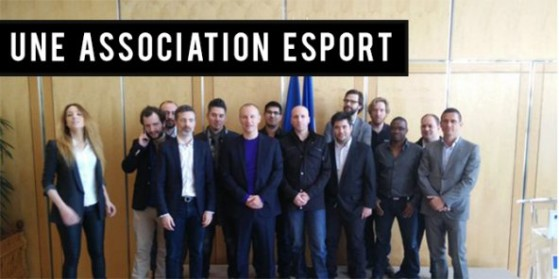 Lancement de l'association France E-Sport
