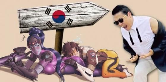 La Corée aime Overwatch... à sa façon !
