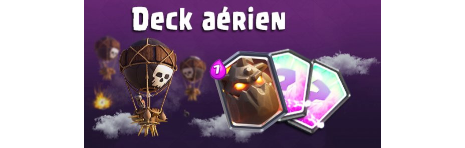 Clash royale deck molosse et ballon millenium for Clash royale deck molosse
