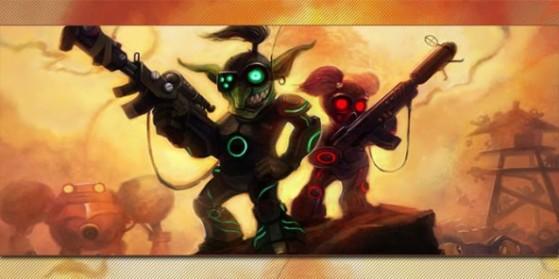 Legion : l'Ingénierie