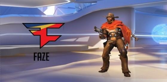 FaZe se lance sur Overwatch
