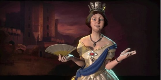 Civilization 6 : L'Angleterre