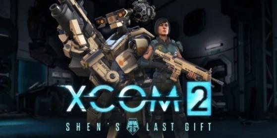 DLC XCOM 2 : Le dernier cadeau de Shen