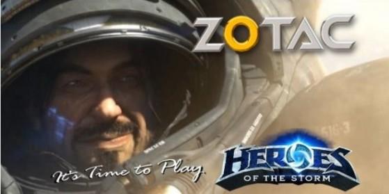 ZOTAC Cup Heroes #54