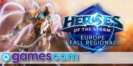 HotS Fall Championship 2016 Gamescom