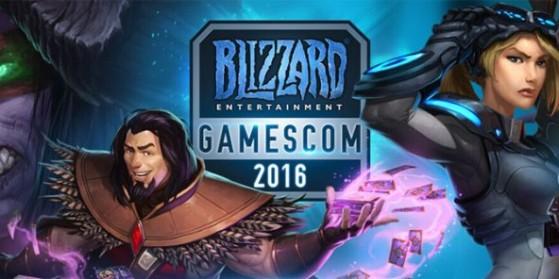 Annonces de Blizzard à la Gamescom