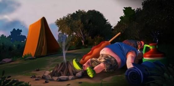 Bienvenue au camp de la paresse