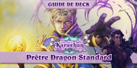 Deck Standard Karazhan Prêtre Dragon