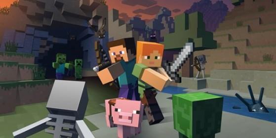 Que devient Minecraft ?