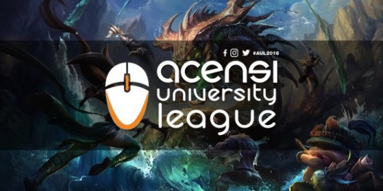 LoL Acensi University League 2016