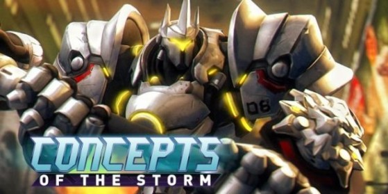 Concept of the Storm n°45 : Reinhardt