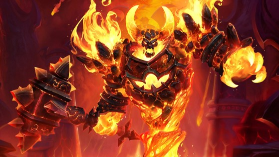 Image Result For Heroes Of The Storm Build Ragnaros