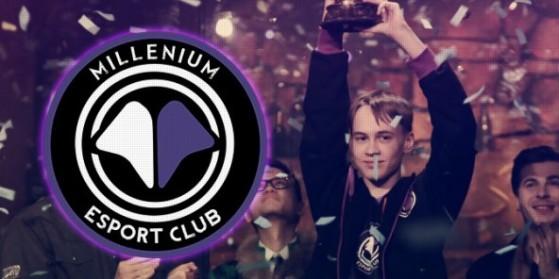 L'année 2016 du Millenium eSport Club