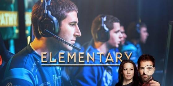 Un joueur pro dans la série TV Elementary