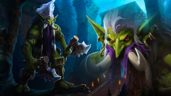 Heroes of the Storm : Guide Zul'jin, Build auto-attaques
