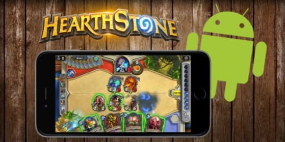 Hearthstone optimisé sur Android