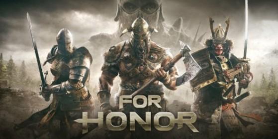 Planning des DLC à venir de For Honor