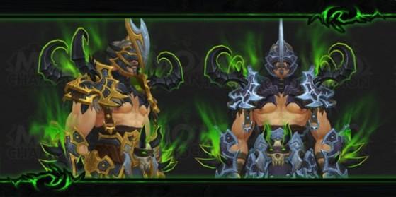 Chasseur de Démons : Set d'armure T20