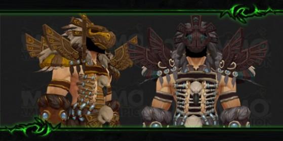 Druide : Set d'armure T20