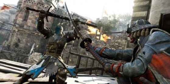 Guides Classe For Honor Coups & aptitudes