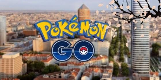 Evénement Pokémon GO en Europe !