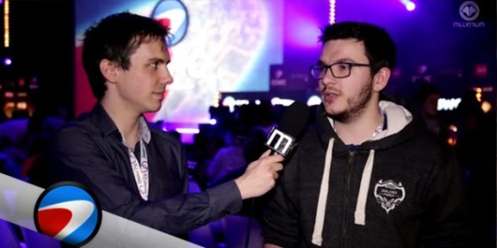 Interview Kaze aux ESWC Winter 2017