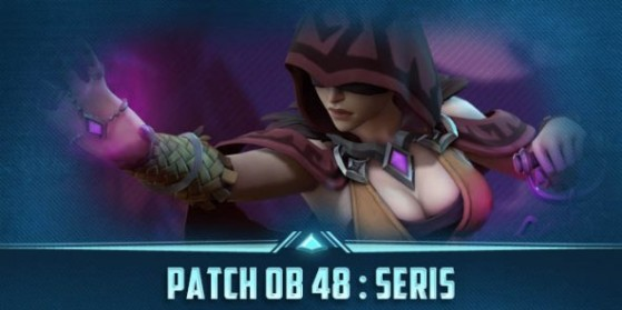 Paladins : Patch Seris