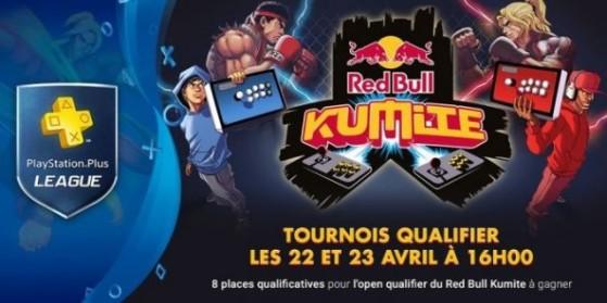 SFV : Qualifications au Red Bull Kumite