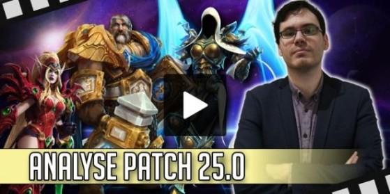 HotS Vidéo - Analyse patch 25.0