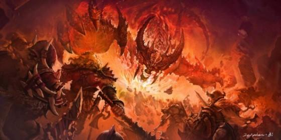 Créations de fans : Diablo par Laisen Bi