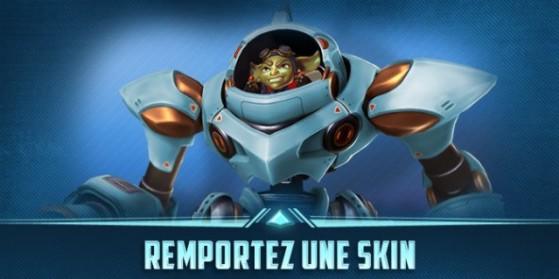 Concours skin Ruckus Pignon