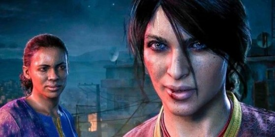 Uncharted The Lost Legacy : Gameplay