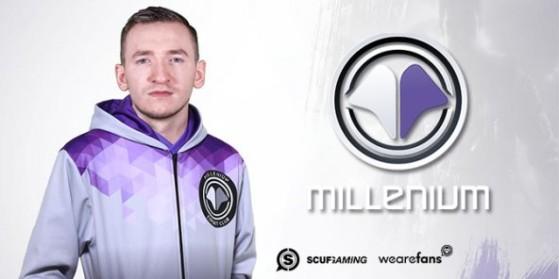 QwiKeR rejoint Millenium Call of Duty