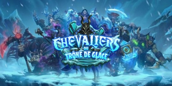 Knights of the Frozen Throne, les cartes